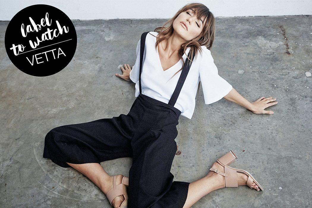 Fair Fashion und grüne Mode: Vetta Capsule - minimalistisches Design für den Allta - Culotte