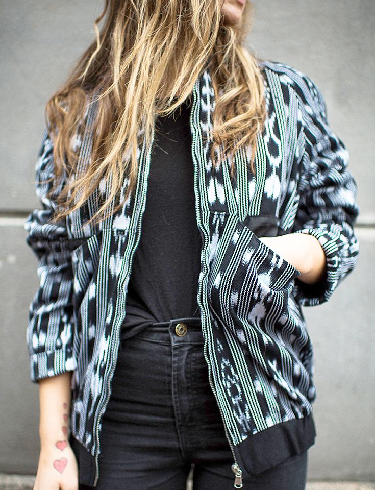Fair Fashion von Pura Utz: Handgewebte Ikat Unikate