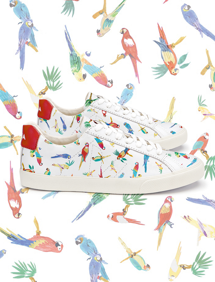 Fair Fashion Eco Sneaker von Veja x G. Kero