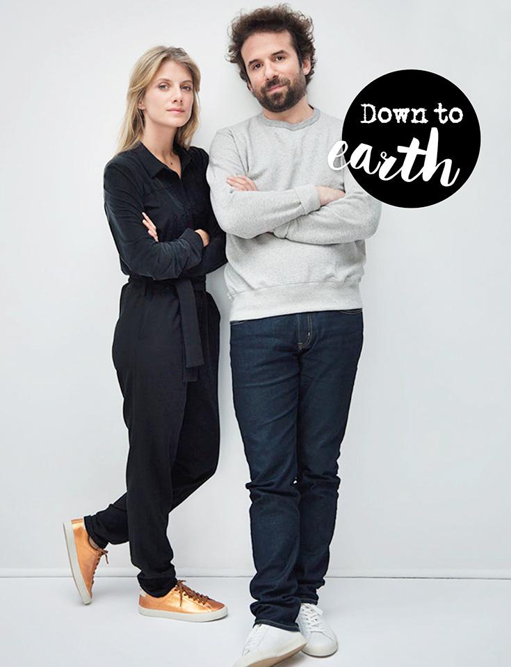 Fair Fashion und nachhaltige Mode: Veja von Melanie Laurent