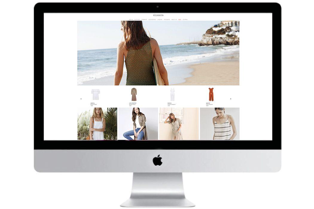 Fair Fashion, Nachhaltige Luxus Mode: Almasanta – Online Store für Eco Luxus Fashion