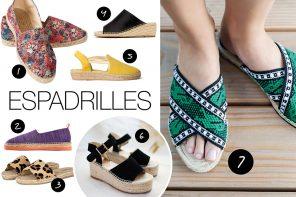 Fair Fashion und grüne mode: Nachhaltige Espadrilles – Die besten Eco Schuhe für den Sommer