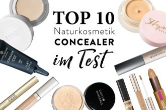 Natural Beauty: Naturkosmetik Concealer im Test – Unsere Top 10 – Hiro – Logona – Angel Minerals – ZAO – Earth Minerals – Benecos – Lavera – Annemarie Börlind – Living Nature – Ilia Beauty