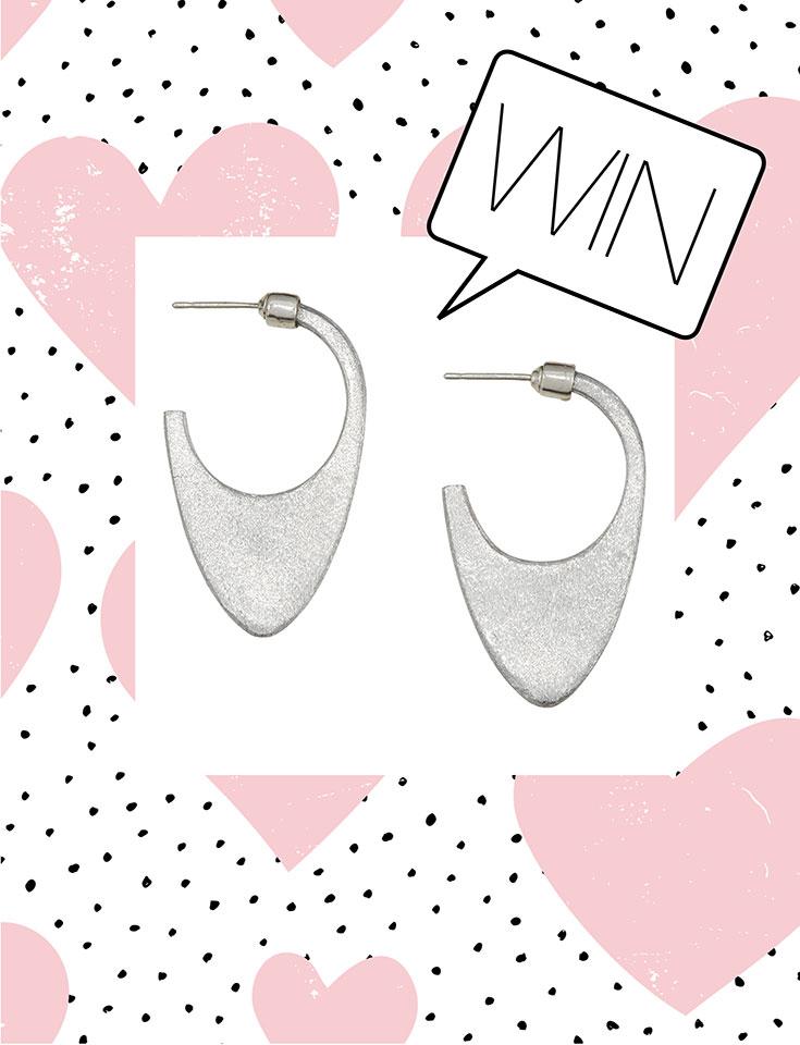 Gewinnspiel, Fair Fashion: Article 22 – Wir verlosen 1 Paar »Laos Dome Earrings« – Verlosung