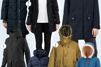 Eco Fashion, nachhaltige Mäntel: Fair Fashion Mantel – die 15 schönsten Mäntel für den Winter – A Kind Of Guise – Hoodlamb – QWSTION – Houdini – Patagonia – Jeckybeng – Picture Organic Clothing