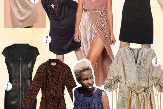 Eco Fashion: Festliche Fair Fashion Kleider für Weihnachten & Silvester – Noumenon – Hati Hati – The Reformation – Armedangels – Deepmello – Nanushka – Cruba – Stella McCartney