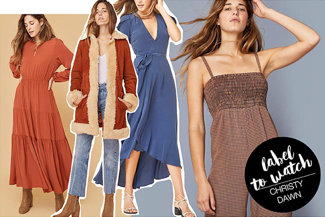 Fair Fashion, Slow Fashion und grüne Mode. Christy Dawn – Vintage-Style aus L.A.