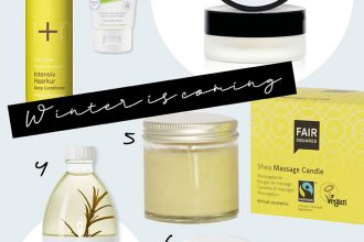 Naturkosmetik: Die beste Pflege für Haut & Haar im Winter