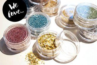Naturkosmetik, Natural Beauty: Glitterkram – Biologisch abbaubarer Glitzer