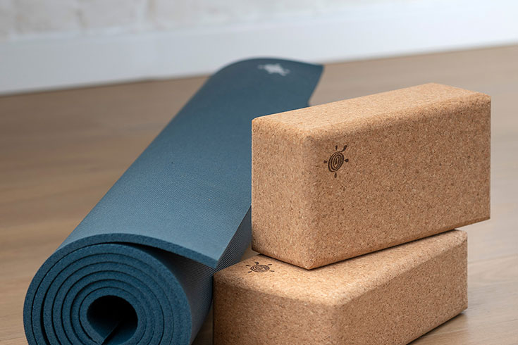 Nachhaltige Yoga Matten, unsere liebsten Eco Yogamatten. Öko Matten aus Naturkautschuk, ökologische Yogamatten für Meditation und Pilates: Kurma