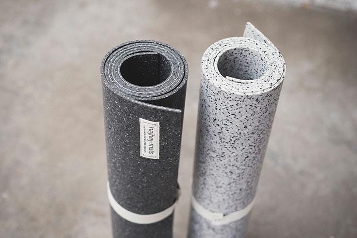 Nachhaltige Yoga Matten, unsere liebsten Eco Yogamatten. Öko Matten aus Naturkautschuk, ökologische Yogamatten für Meditation und Pilates: hejhej Mats
