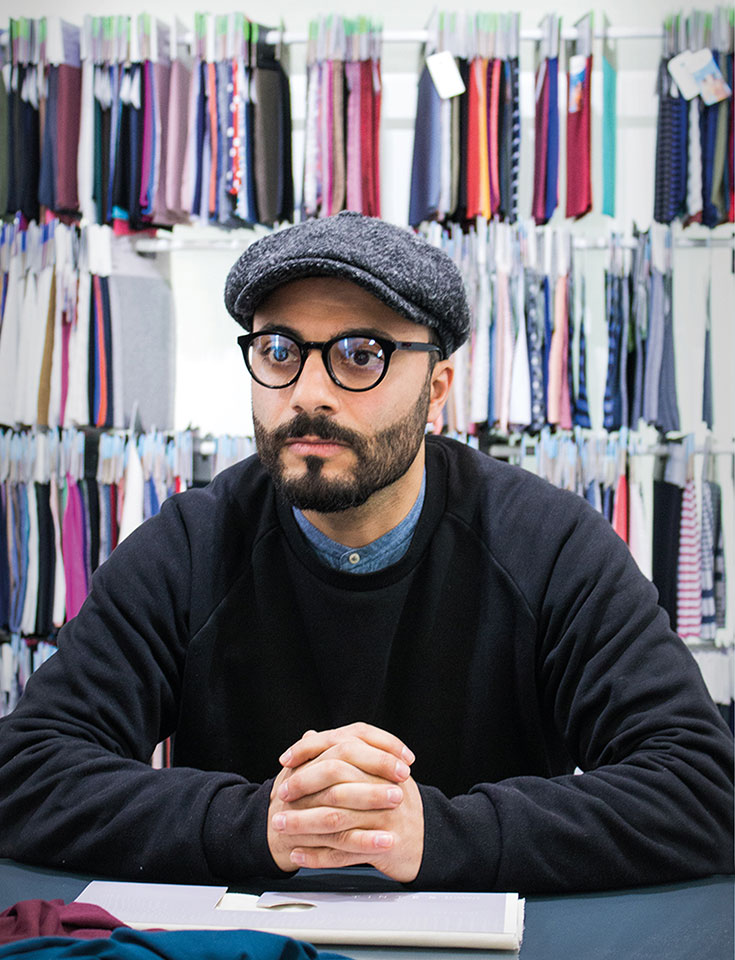 Peppermynta-Peppermint-Fair-Fashion-Blue-Ben-Sweater-Sweatshirt-Drip-by-Drip-Ali-Azimi