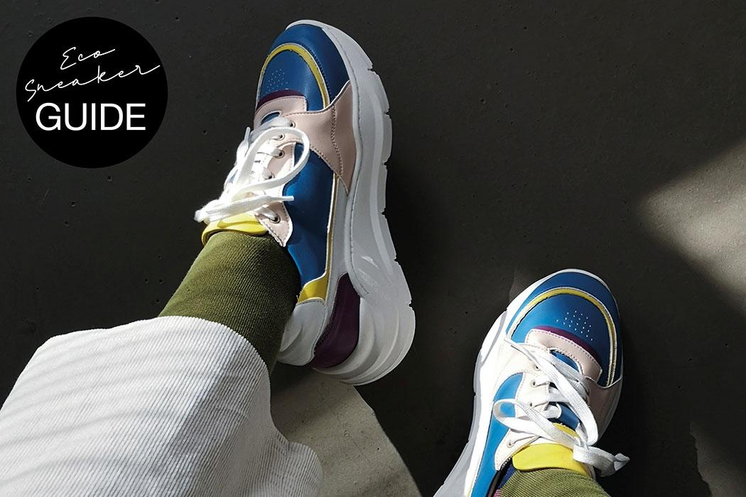 Faire, nachhaltige Sneaker – Unser Eco Turnschuhe Guide, nachhaltige Turnschuhe, vegane Sportschuhe: Ella & Witt, Goodall