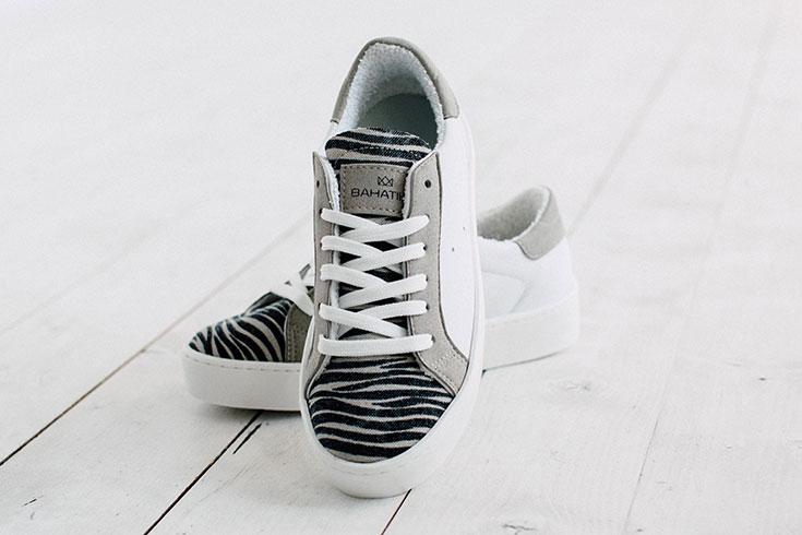 Faire und vegane Schuhe – Unser Eco Sneaker Guide, nachhaltige Turnschuhe, vegane Sportschuhe: Bahatika