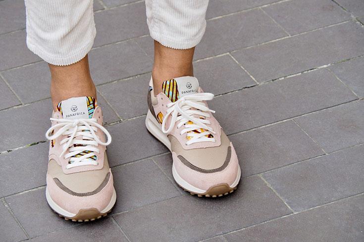Faire und vegane Schuhe – Unser Eco Sneaker Guide, nachhaltige Turnschuhe, vegane Sportschuhe: Panafrica