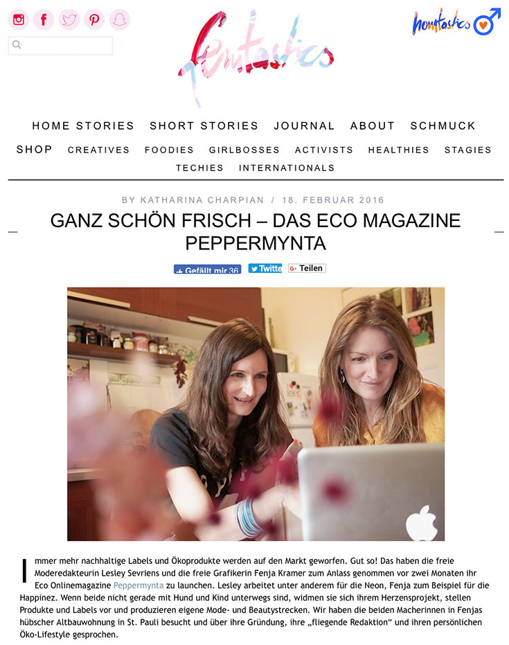 Peppermynta-Peppermint-Presse-Femtastics-Magazin-Blog-Interview-Veröffentlichung