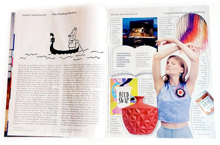 Peppermynta-Peppermint-Presse-Zeit-Magazin-Veröffentlichung