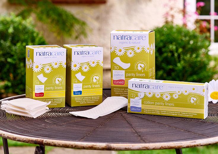 Eco-Lifestyle-Natracare-Bio-Tampons-Binden-Slipeinlagen-plastikfrei-Monatshygiene