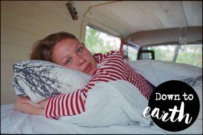 Eco-Lifestyle-Slow-Travel-achtsam-Reisen-Vildmarks-Camping-Schweden-Van-Wohnmobil