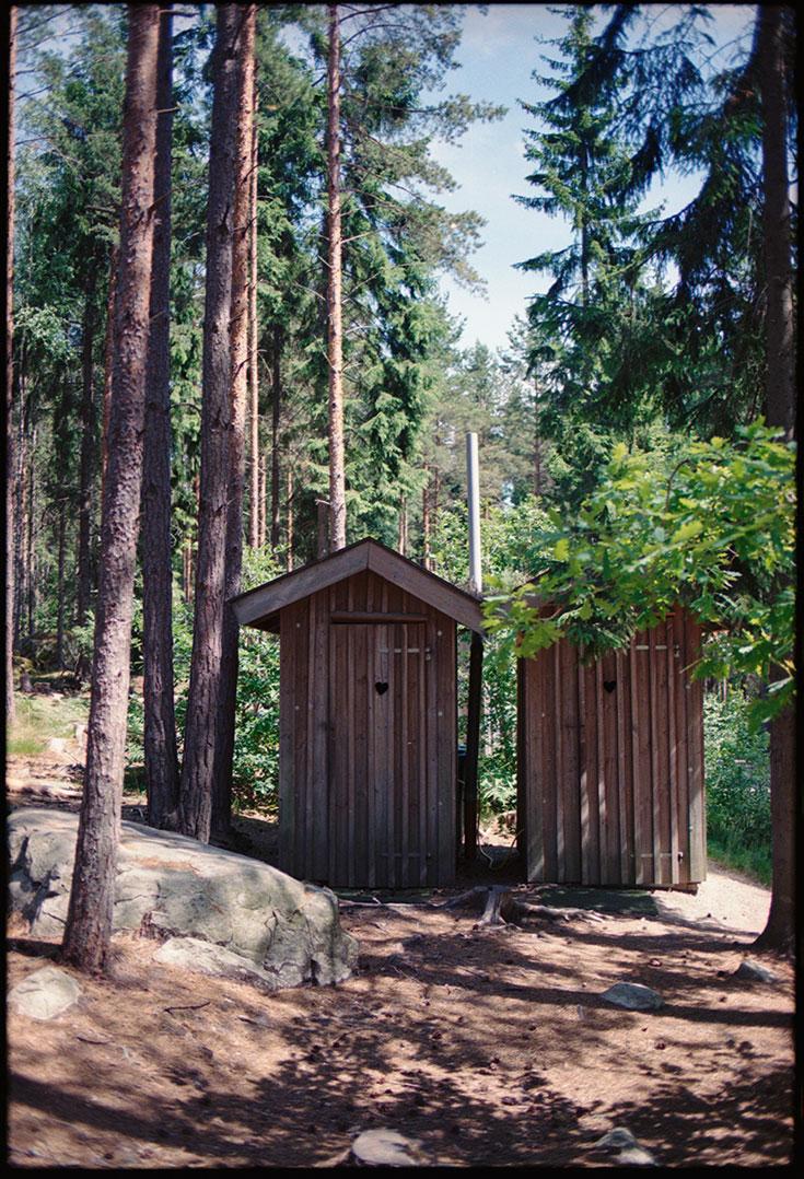 Eco-Lifestyle-Slow-Travel-achtsam-Reisen-Vildmarks-Camping-Schweden-Van-Wohnmobil-Plumpsklo-Klo