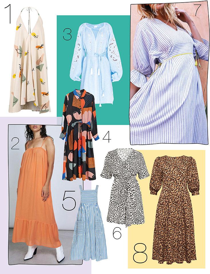 Fair Fashion Sommerkleider – Unsere liebsten nachhaltigen Kleider für den Sommer