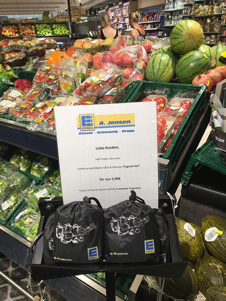 Edeka-Büsum-Jensen-Test-Mehrweg-Dose-Verpackungen-sparen-Zero-Waste-WWF-weniger-Müll-Obst-Säckchen