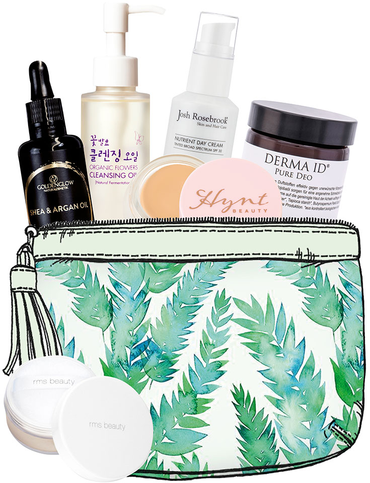 Naturkosmetik-Beauty-Essentials-Hynt-Concealer-RMS-Whamisa-Derma-ID-Deo-Josh-Rosebrook-Nutrient-Day-Cream-Tinted-SPF-30