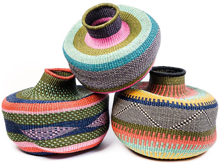 Eco-Lifestyle-Aya-Crafts-Market-Ayikoo-Korb-Körbe