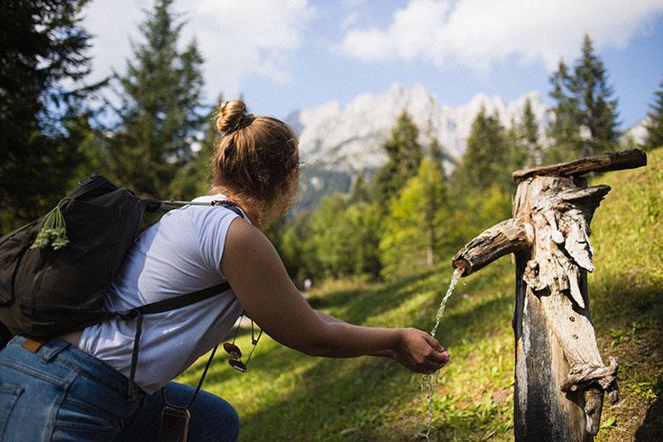 Eco-Lifestyle-Stanglwirt-Tirol-Bio-Hotel-Slow-Travel-WWF-Grüne-Woche-Wilder-Kaise