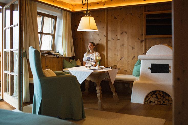 Eco-Lifestyle-Stanglwirt-Tirol-Bio-Hotel-Slow-Travel-WWF-Grüne-Woche-Zimme