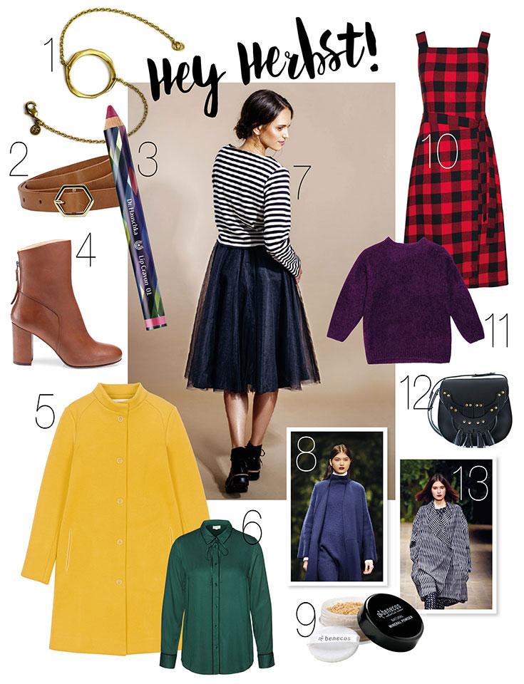 Fair Fashion Für Den Herbst Die Herbst Trends 2018