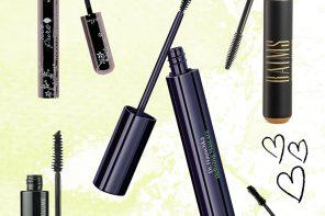 Naturkosmetik-Mascara-Wimperntusche-Test-Dr-Hauschka-Benecos-Lily-Lolo-100-Pur