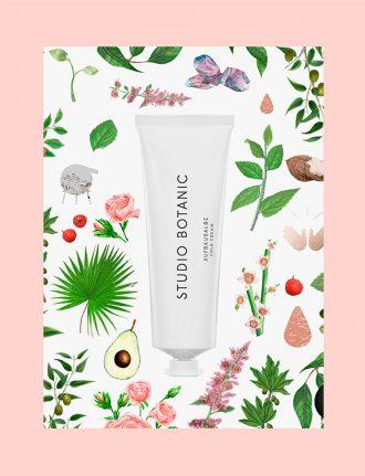 Studio Botanic Cold Cream – Naturkosmetik Aufbausalbe für den Winter