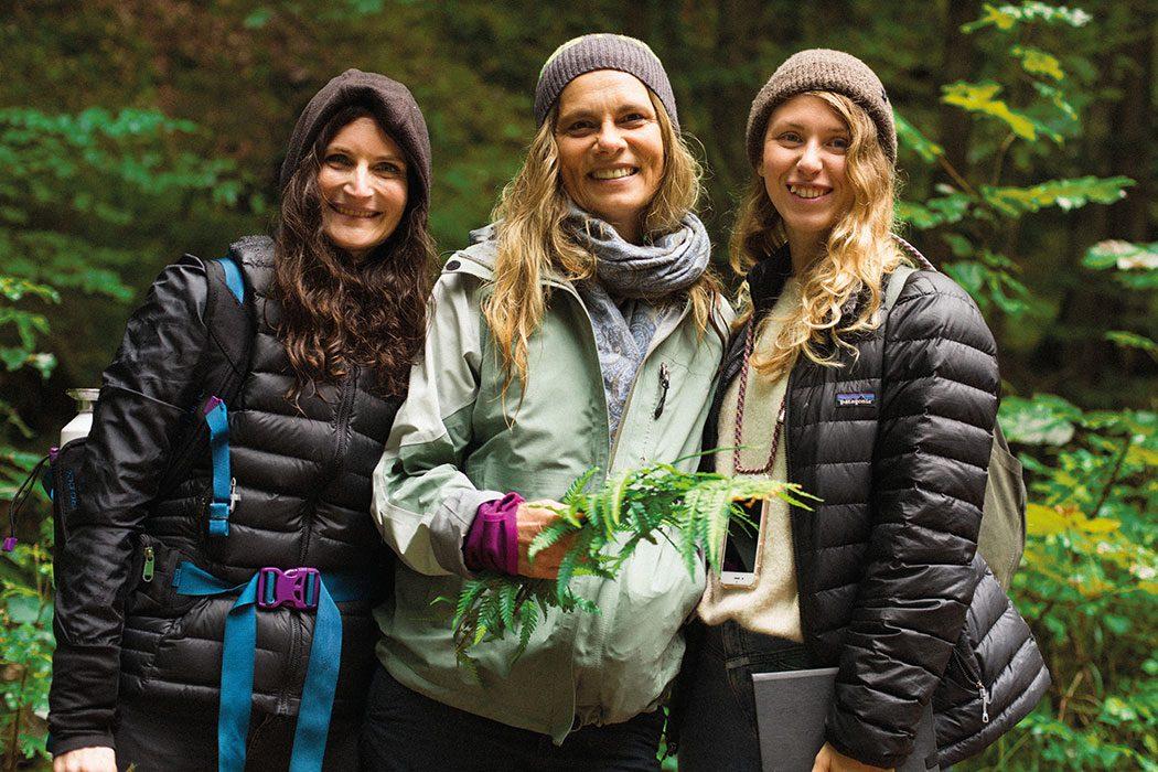 Eco-Lifestyle-Stanglwirt-Sarah-Wiener-Kräuter-Wanderung-WWF-Grüne-Woche