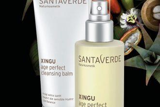 Santaverde Xingu Age Perfect – Anti Aging Naturkosmetik für jeden Hauttyp