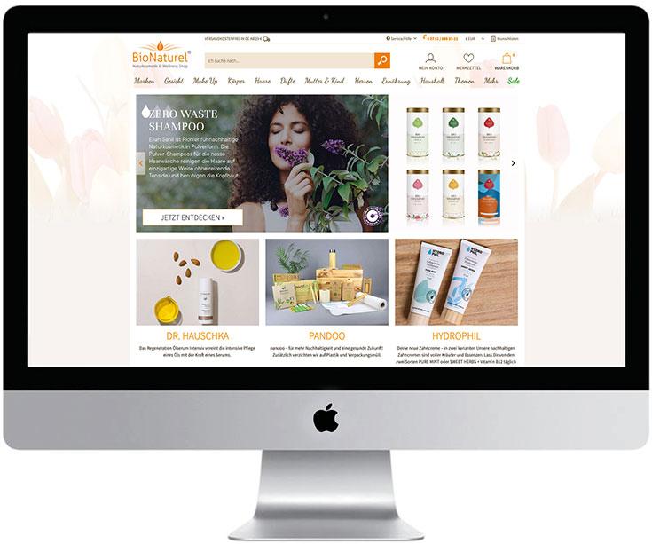 Die besten Beauty-Online-Shops für Naturkosmetik: BioNaturel