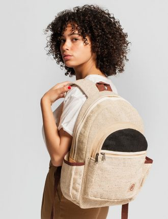 Peppermynta, Hemper, faire Rucksäcke made in Nepal, fairtrade, Fair Fashion Rucksack