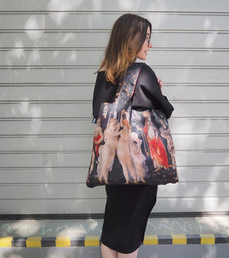 Peppermynta Peppermint Fair Fashion, Slow Fashion, grüne Mode und nachhaltige Mode: Loqi: vegane Tasche vegane Tasche