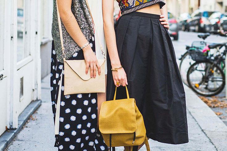Peppermynta Peppermint Fair Fashion, Slow Fashion, grüne Mode und nachhaltige Mode: Verena Bellutti: vegane Taschen, vegane Tasche