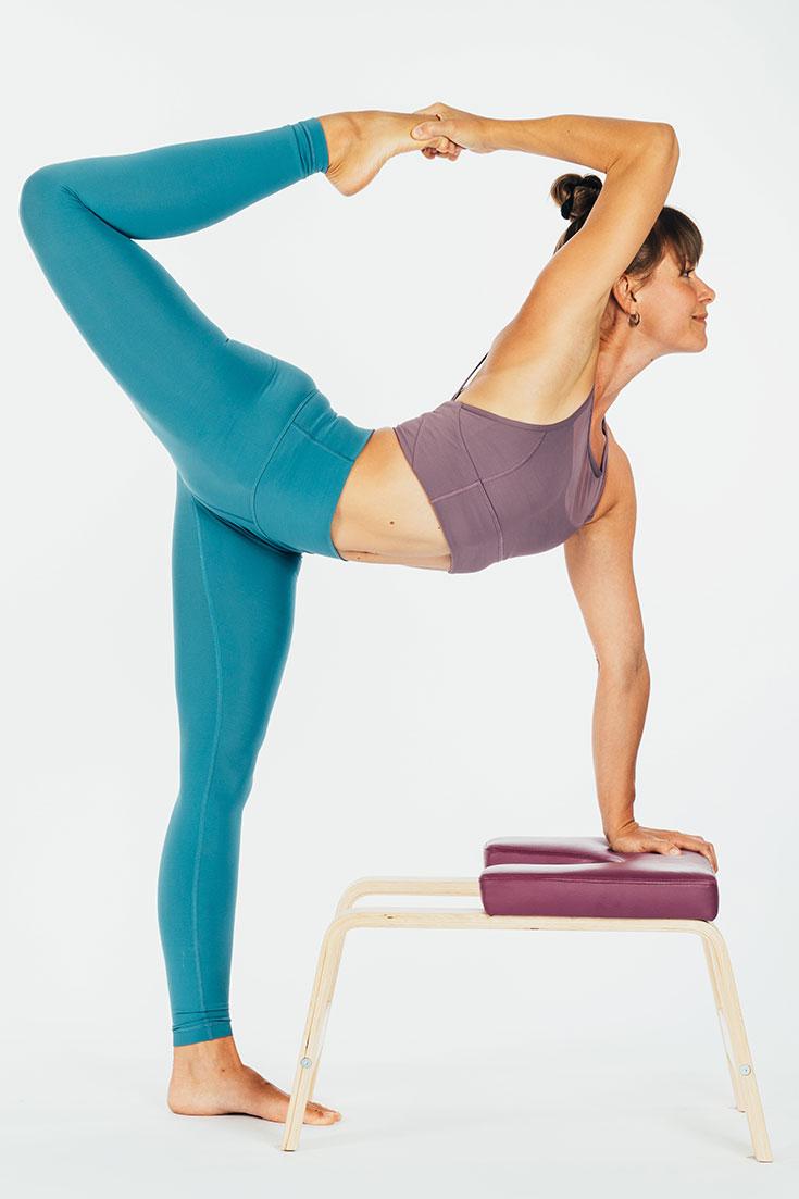 Feet Up – Die Wirkung von Yoga Umkehrhaltungen mit Yogalehrerin Lucie Beyer