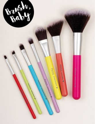 Benecos – Unser veganes Make-Up Pinsel 1 x 1, Einmaleins