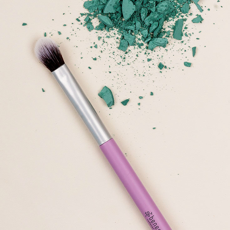 Benecos – Unser veganes Make-Up Pinsel 1 x 1: Blending Brush