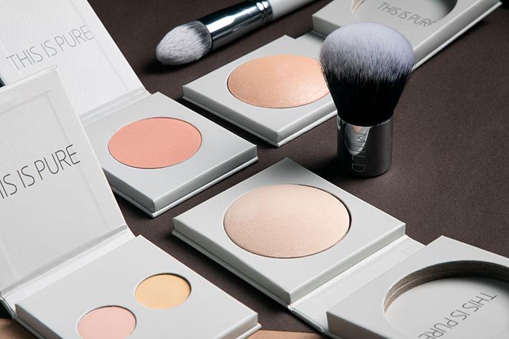 Miild – Eine einzigartige Make-up-Linie für Allergiker: Concealer, Blush, Puder, Bronzer, Brush