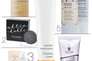 Pickel & unreine Haut – Naturkosmetik die wirklich hilft