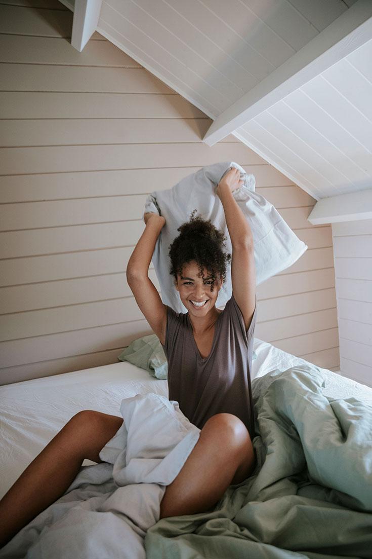 Nachhaltige Bettwäsche – Unsere liebste Bio Bettwäsche mit Bio Baumwolle: erlich