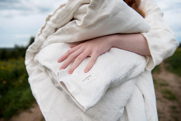 Nachhaltige Bettwäsche – Unsere liebste Bio Bettwäsche aus Hanf: Hempea