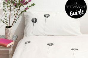 Nachhaltige Bettwäsche – Unsere liebste Bio Bettwäsche mit Bio Baumwolle: Hirschkind
