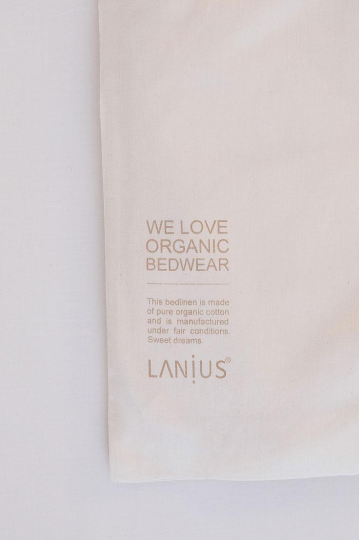 Nachhaltige Bettwäsche – Unsere liebste Bio Bettwäsche mit Bio Baumwolle: Lanius