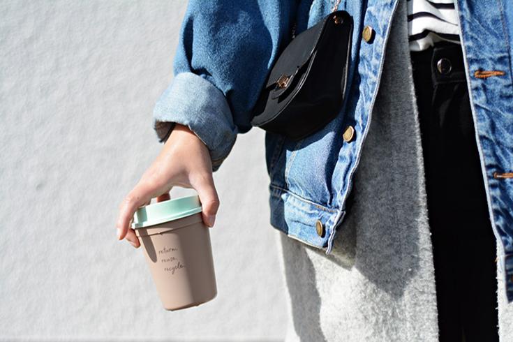 LaryTales – Eco Lifestyle Lieblinge von Lary: Recup Coffee-to-go Mehrwegbecher, Pfandbecher