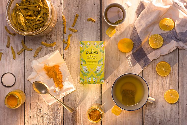 Pukka Bio Tee – Warum wir keine Kooperation eingehen wollten. Pukka wurde an den Großkonzern Unilever aufgekauft. Ein Gespräch mit Gründer Tim Westwell